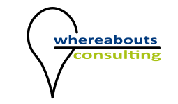 Whereabouts Consulting Logo